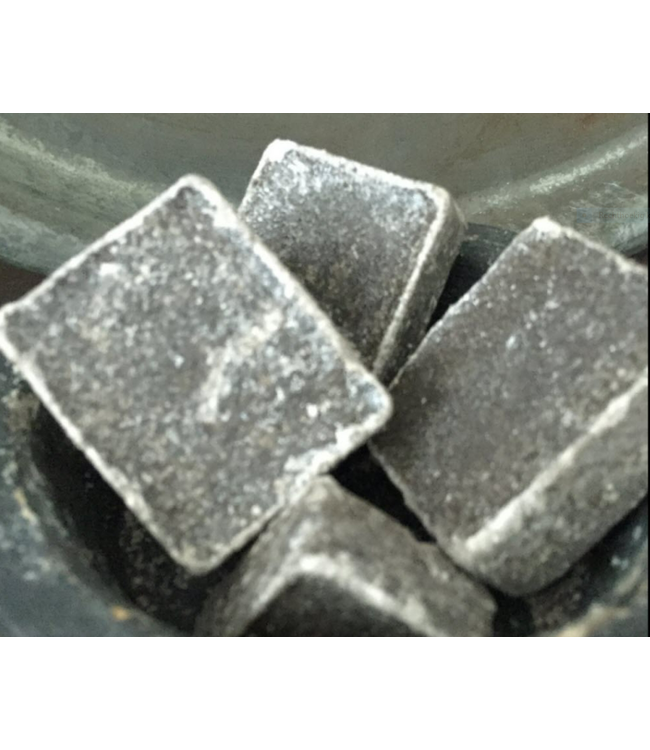 @ Geurblokje black musk - 5 x 3,5 x 2 cm - per stuk