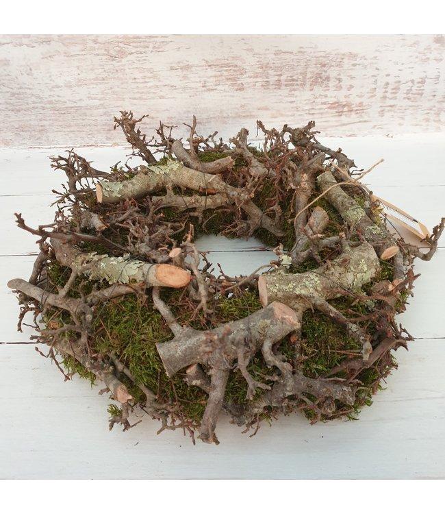 Wr. Larix Bonsai D30.0 x 10 cm- krans