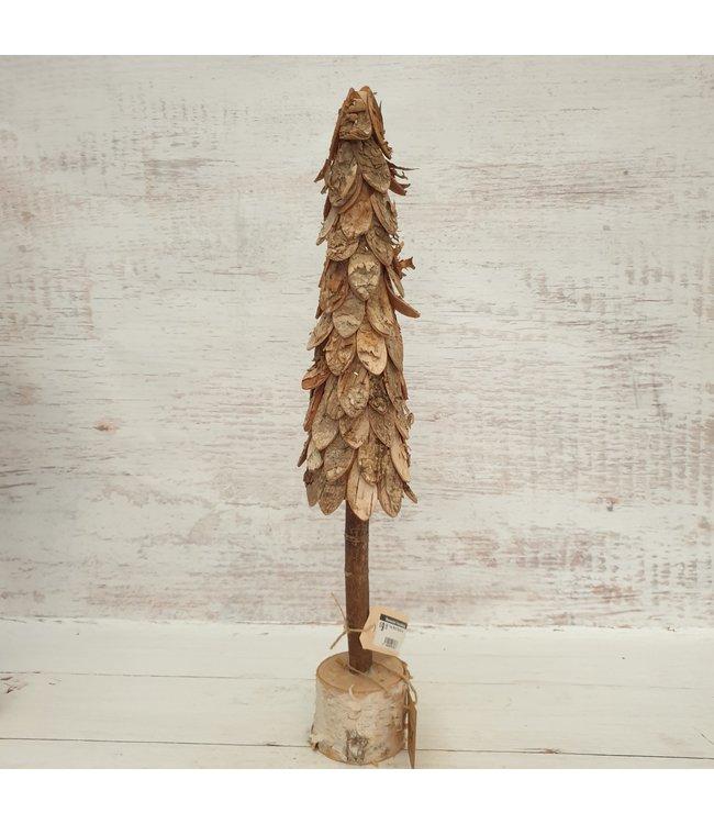 Tree Birch Chip - 7 x 7 x 50 cm