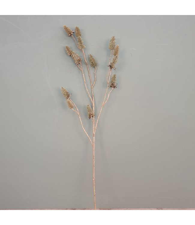 # Carduus groen - kunst - L18B18H97CM