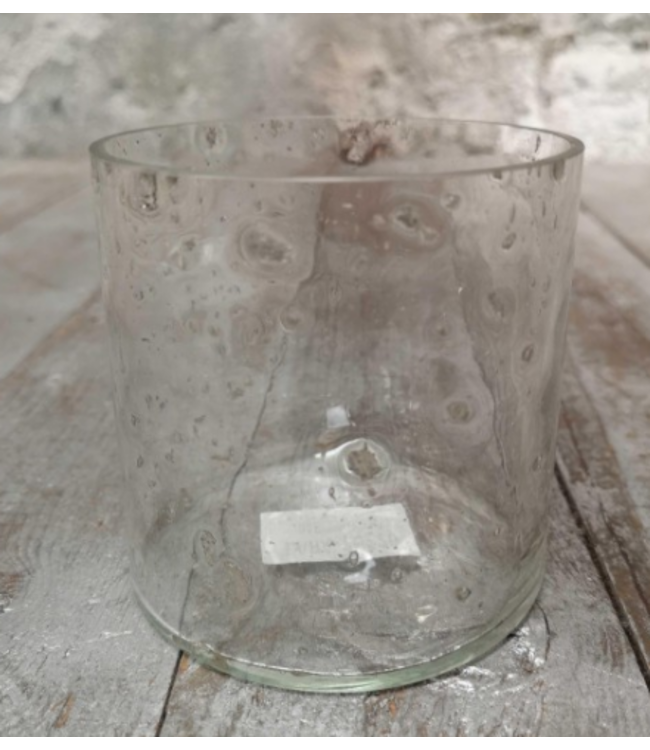 Lara cil. glas stones clear 10 x 10 cm