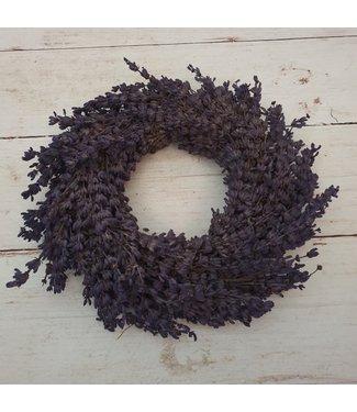 @ Lavendel kransje - 25 x 25 x 6 cm