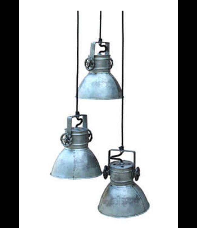 Hanglamp 3-spot Ø 25 cm