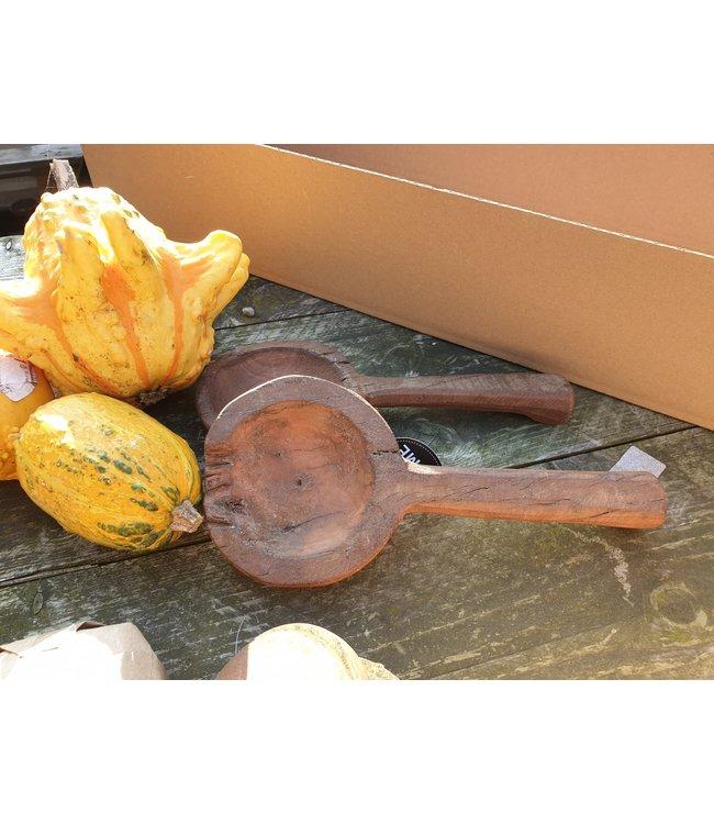 Mix - Raja wooden spoon - ca. 15 x 30 cm - per stuk
