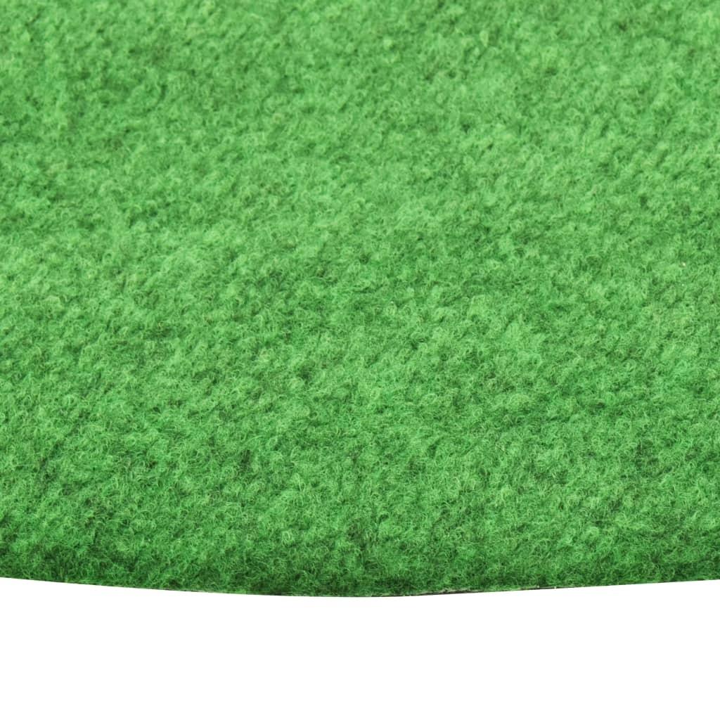 Kunstgras Met Noppen Rond 170 Cm Groen Daily Furniture
