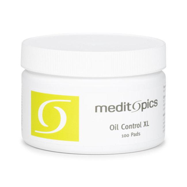 Meditopics Oil Control XL pads 100 pads