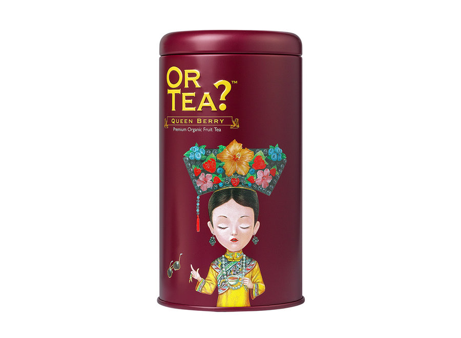 Queen Berry - Tin Canister (100g)