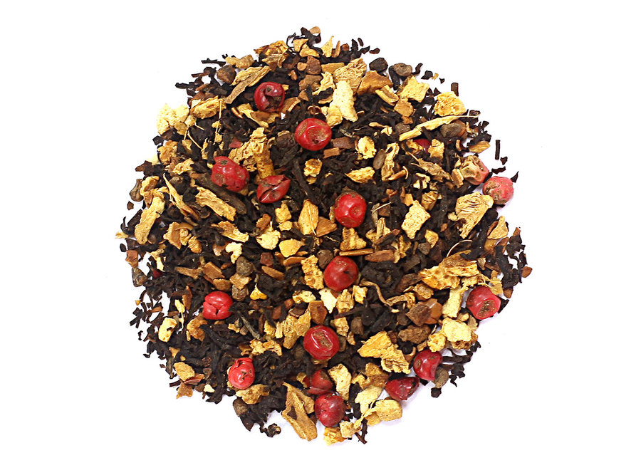 The Secret Life of Chai - Black tea with spice (100g)