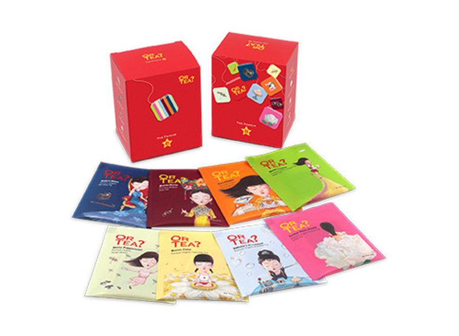 Favour8 - Tasting Pack (16g / 8 sachets)