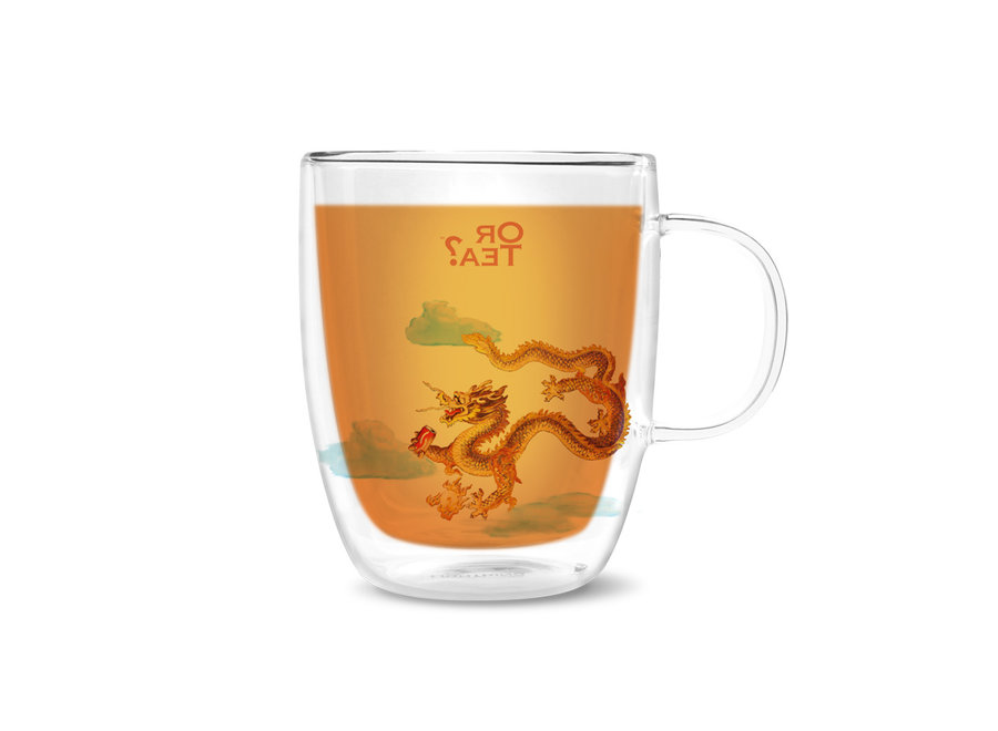 Dragon Glass - Borosilicate Double-wall Glass