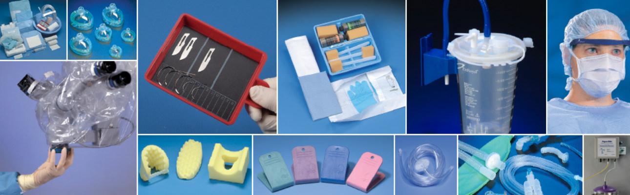 DeRoyal® – Producten voor de gezondheidszorg