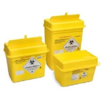 SafeBOX SafeBOX Guardian naaldencontainer 4 liter x1