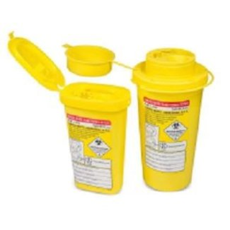 SafeBOX SafeBOX Mini naaldencontainer 0,25 liter