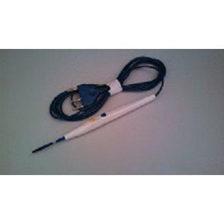 DeRoyal DeRoyal disposable diathermie Eco met drukknoppen en ongecoate meselektrode (100 Stuks)