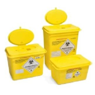 SafeBOX SafeBOX Prime naaldencontainer 6 liter