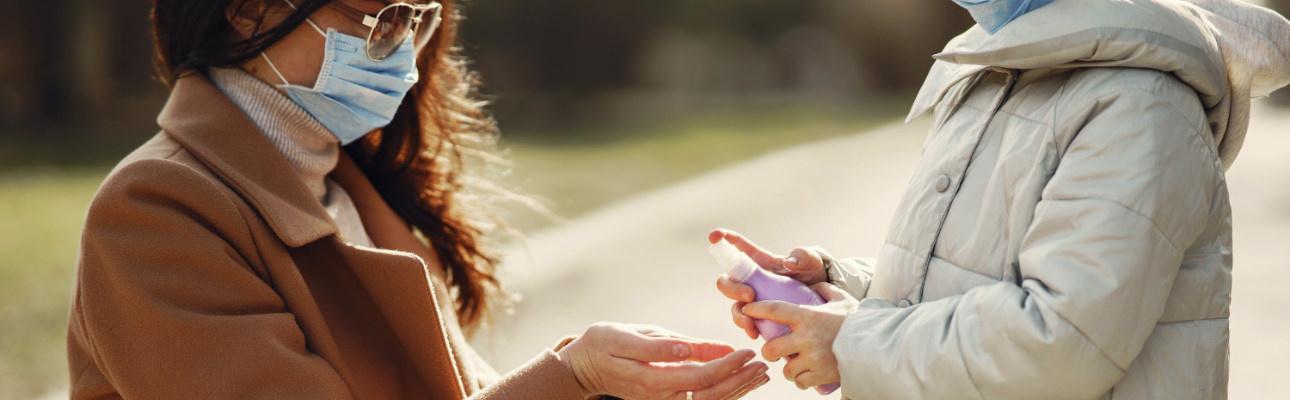 5 weetjes over desinfecterende handgel
