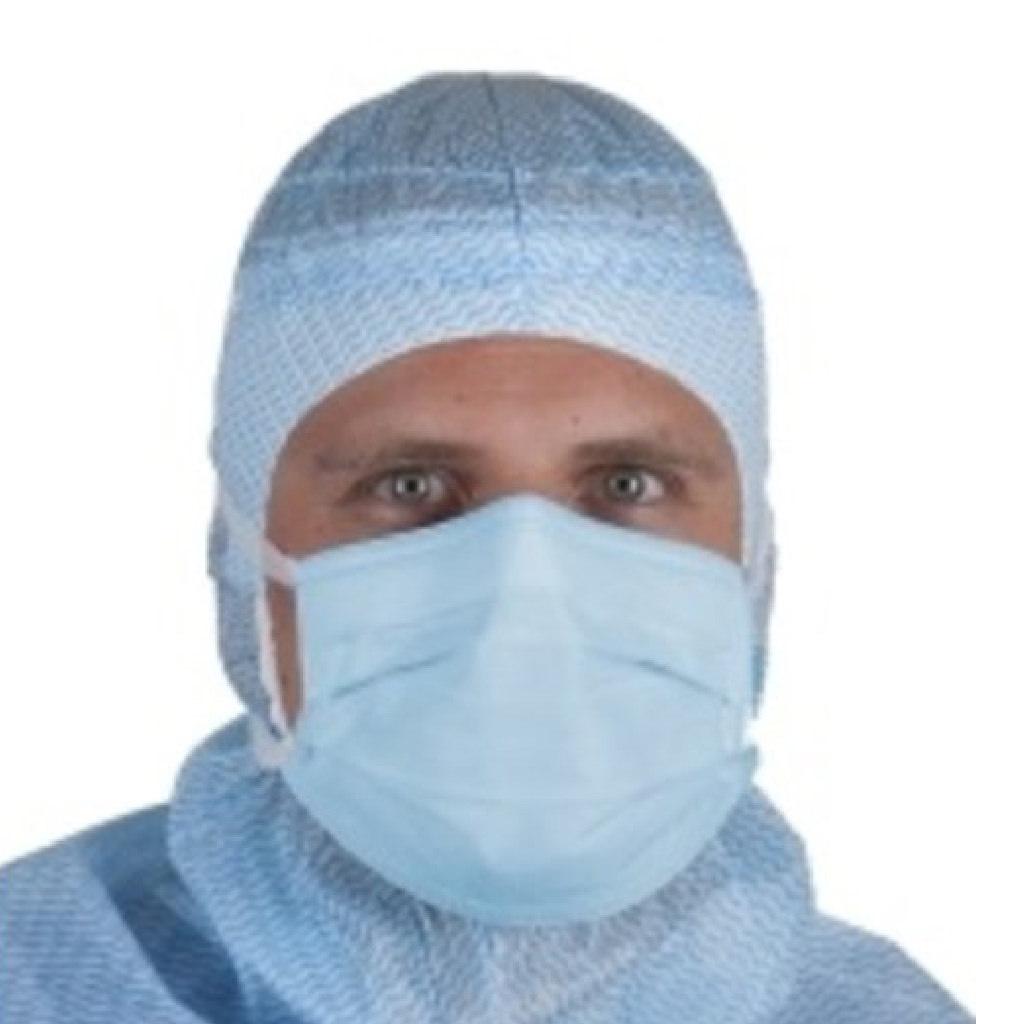 Evercare chirurgisch masker type IIR knooplinten