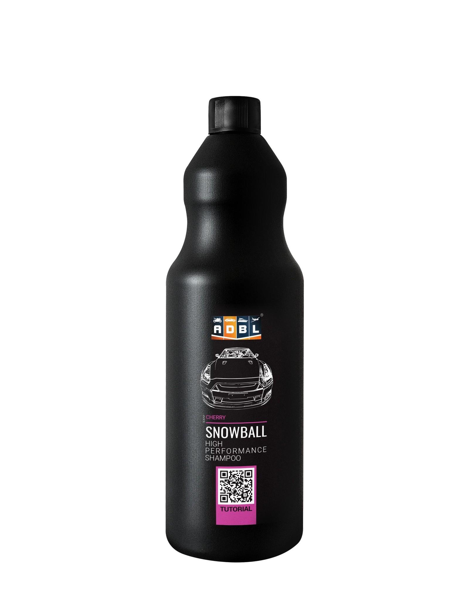 ADBL Snowball Autoshampoo 500ml
