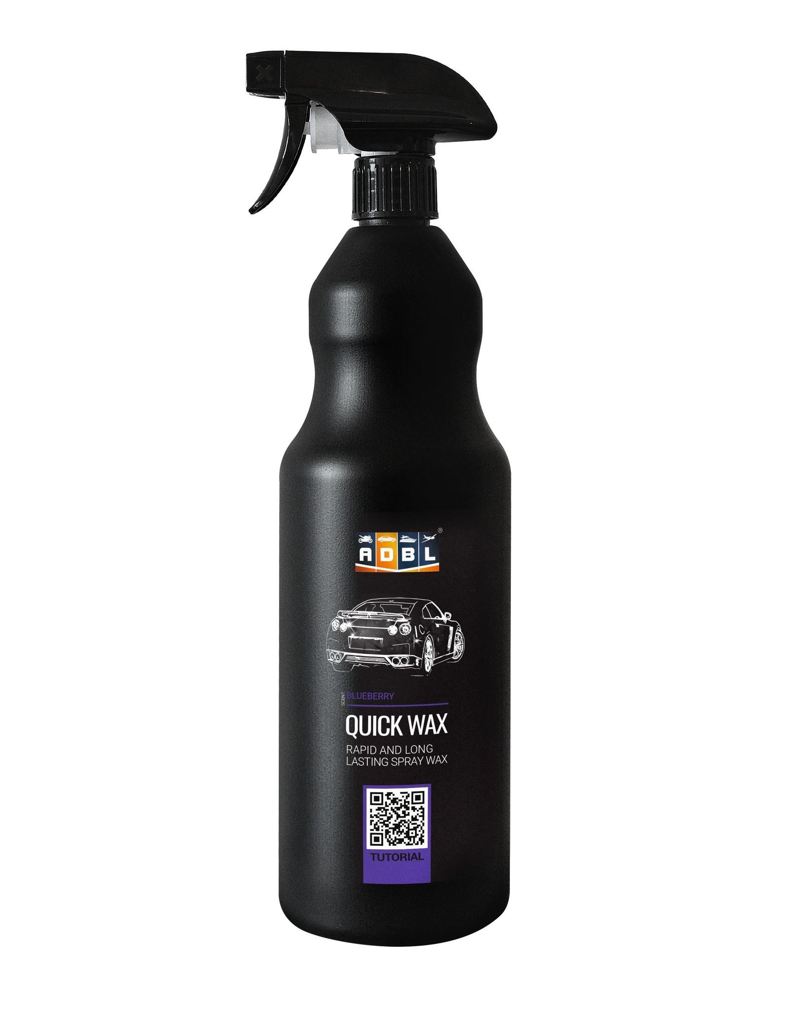 ADBL Quick Wax Wachsversiegelung 500ml
