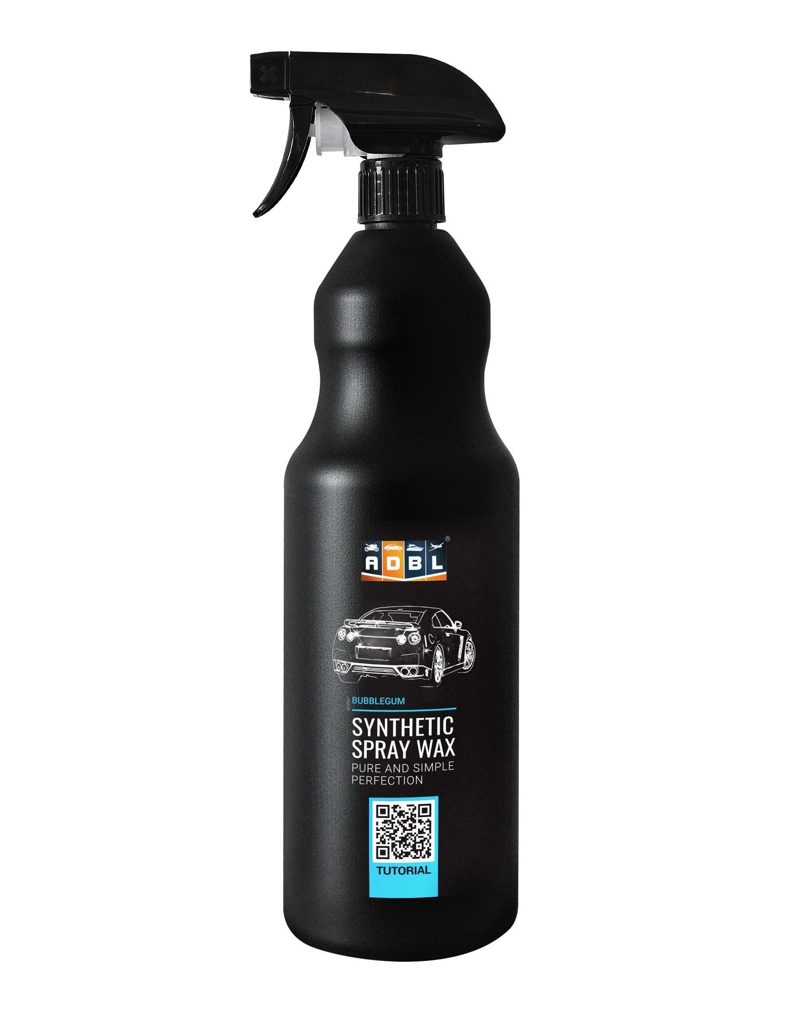 ADBL Synthetic Spray Wax Sprühwachs 1000ml