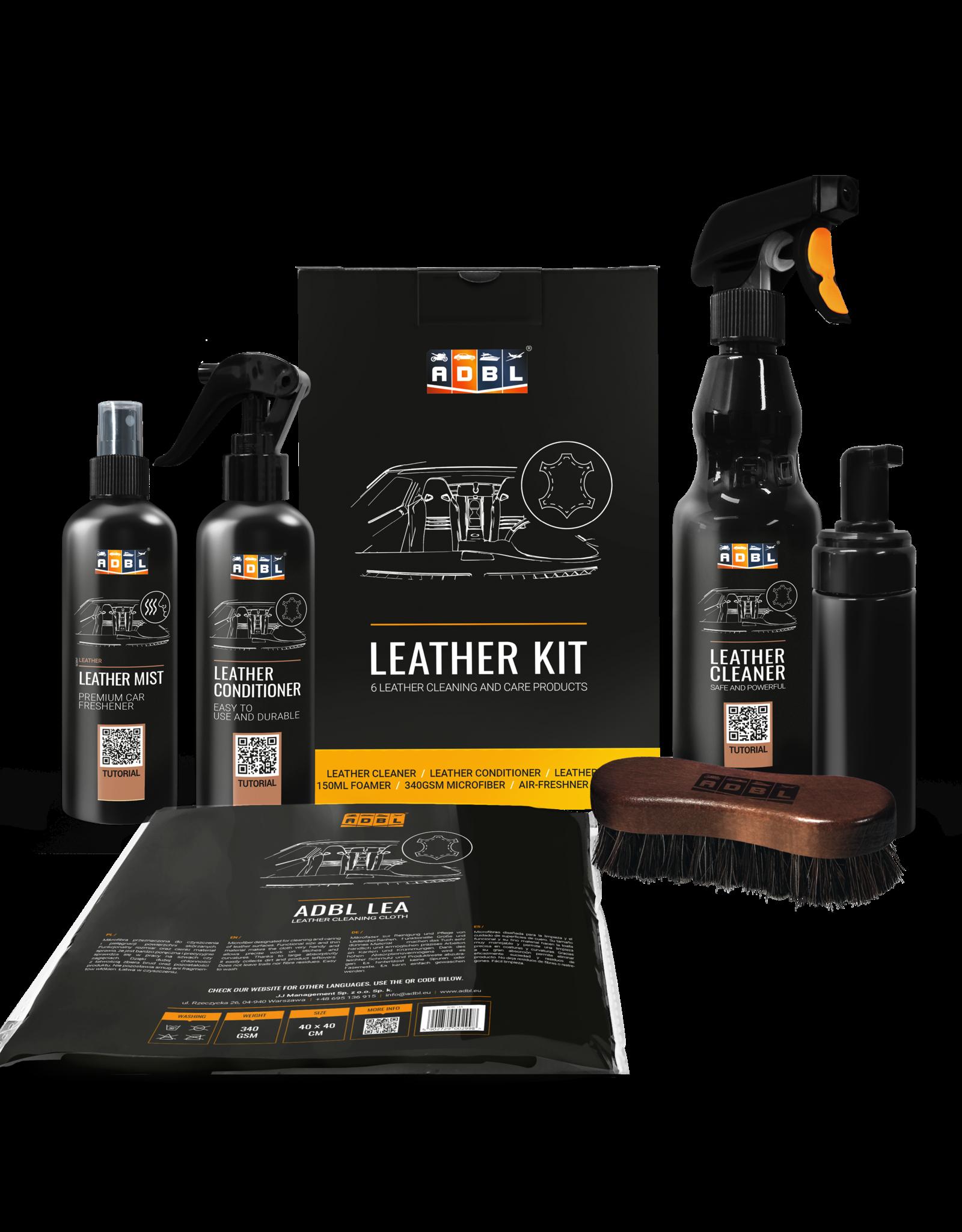 ADBL Leather Kit Lederpflegeset