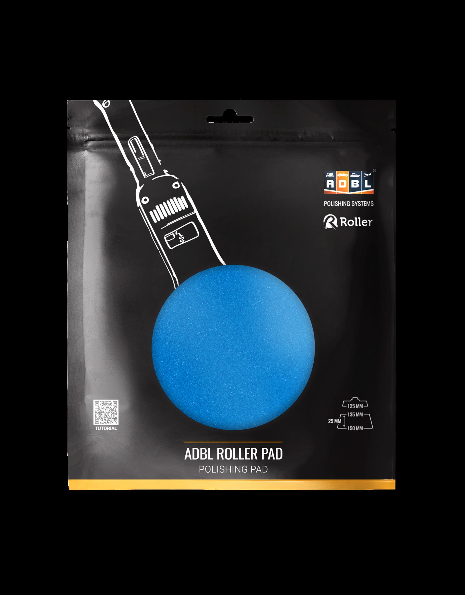 ADBL Roller Pad R Hard Cut 125mm