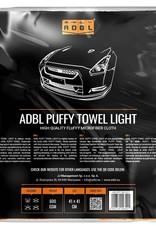 ADBL Puffy Towel Light Poliertuch
