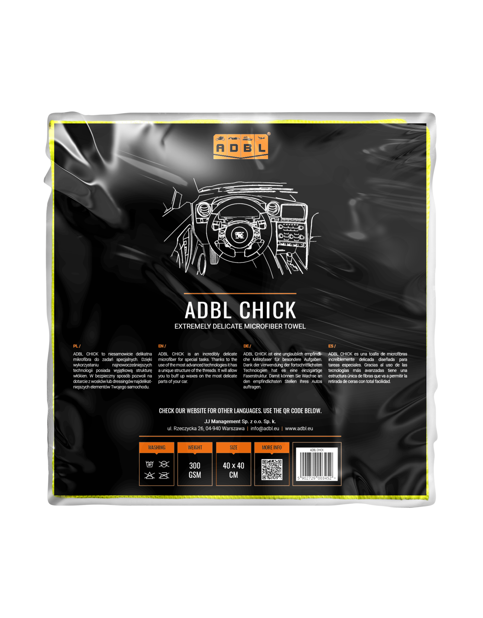 ADBL Chick Poliertuch