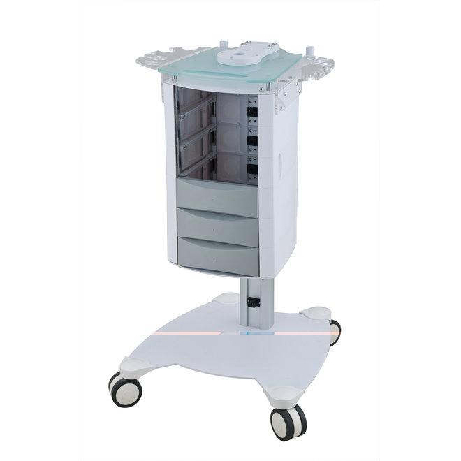Beautytoren trolley modulair type I