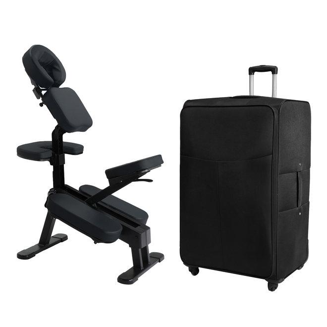 Multichair portable massagestoel