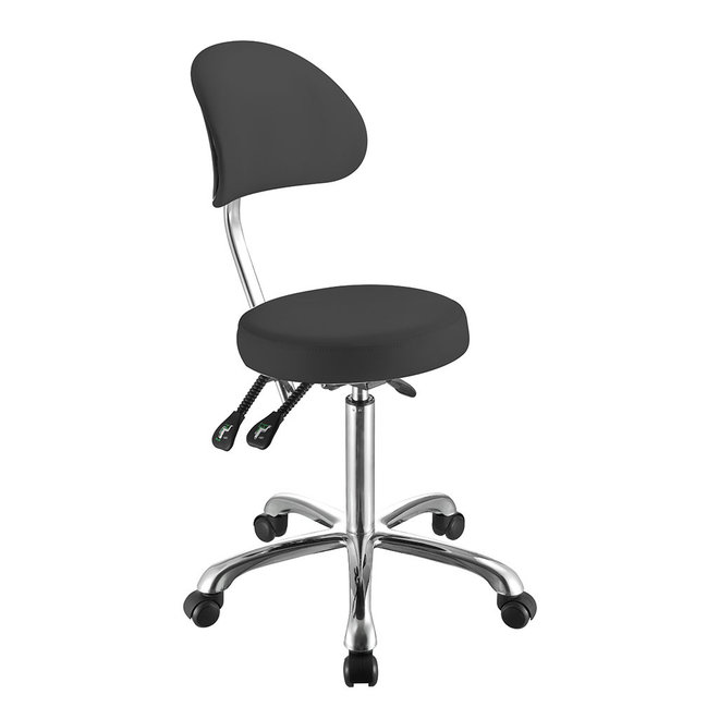 Royal Supremo white with round seat