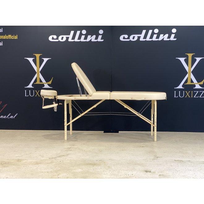 Massage table Bestwood Oval de luxe beige