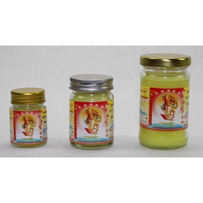 Thai massage herbal Balm Yellow