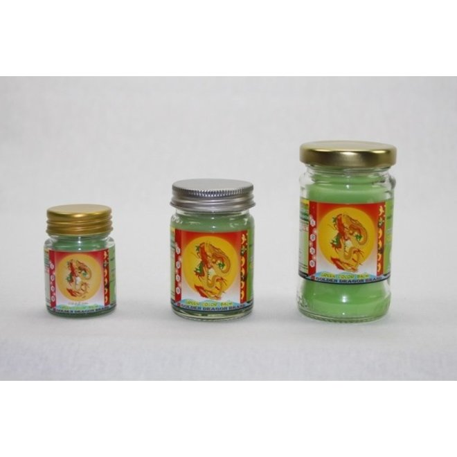 Thai massage herbal Balm Green