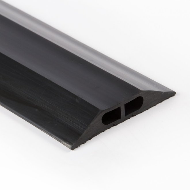 Rubber Cable tray per meter