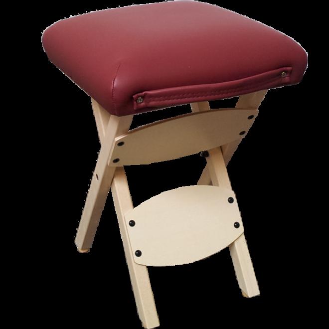 Woody massage stool