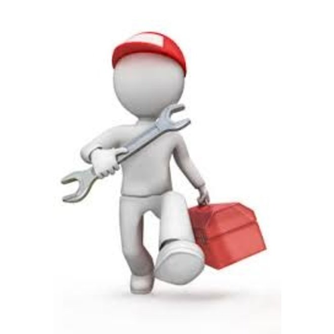 Maintenance service on location