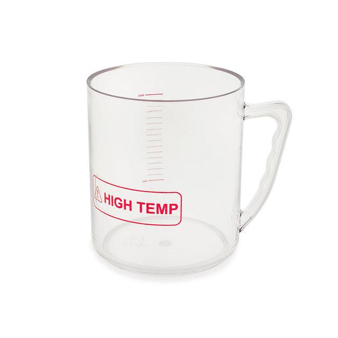 Kunststoff-Vapozone-Tasse für Vapozone inkl. Griff