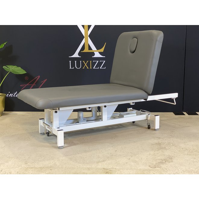 Hilow Grande electric massage couch '' Anthracite '' 80 cm