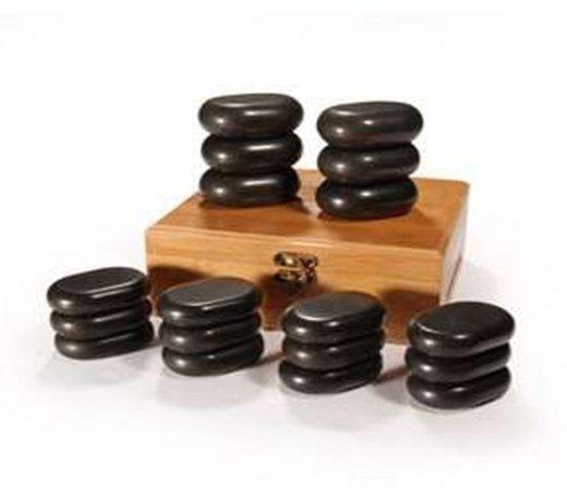 Complete hotstone stenen sets