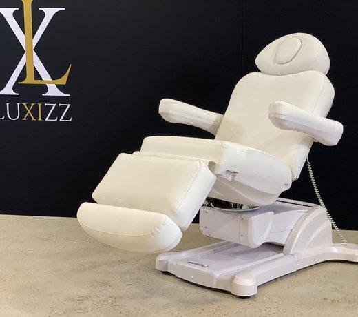 Electric treatment chairs for the beauty salon, pedicure salon, etc ..