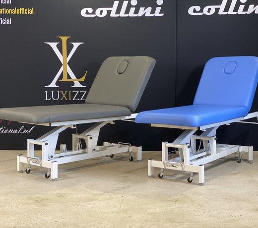 Elektrisch verstellbare Behandlungssofas für Ihre Physiotherapiepraxis