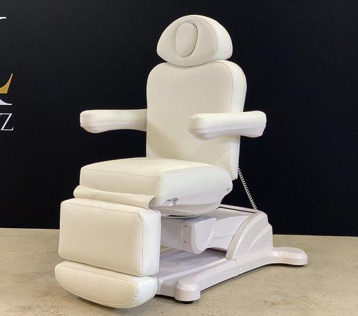 behandelstoelen met vast beendeel