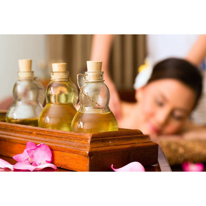 Wellness / Ontspannings Massage  Cursus met Thaise Olie & Balsem