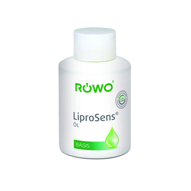 Rowo Basis massageolie LiproSense 500 ml