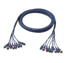 DAP FL65 - 8 RCA/M > 8 RCA/M 3 m