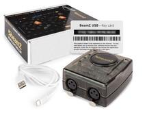 BeamZ DMX light rider USB interface met WiFi