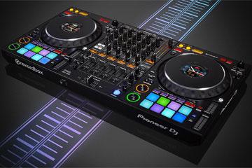 Pioneer DDJ-1000 Revolutionare DJcontroller