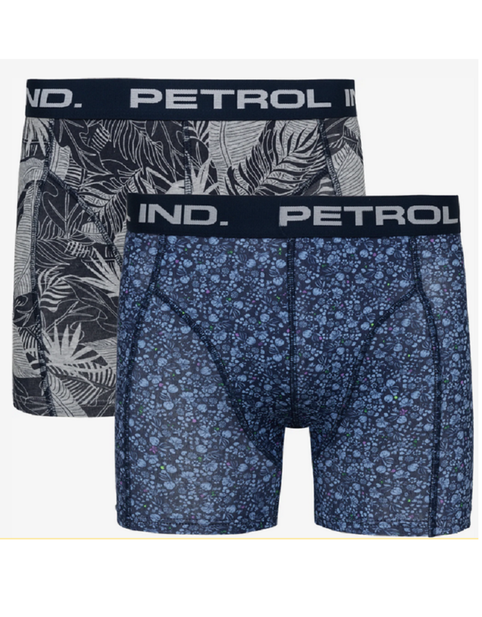 Petrol Ind. Petrol Boxershorts 2-pack