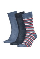 Tommy Hilfiger Tommy Hilfiger Giftbox 3pack Jeans blauw